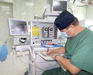 Dl Ghenadie Croitoru, Șef secție Anesteziologie, Terapie Intensivă și Reanimare