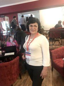 Dna Ludmila Șendrea, asistent medical superior