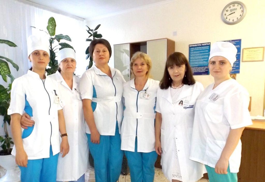 Echipa de asistenți medicali