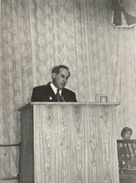 • Leonid Pinschi (1954 -1976)